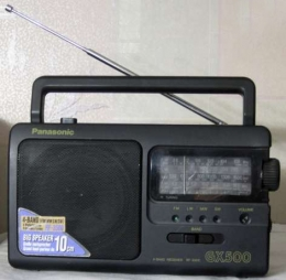 Радиоприемник Panasonic GX 500