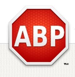 Расширение для браузера Adblock Plus