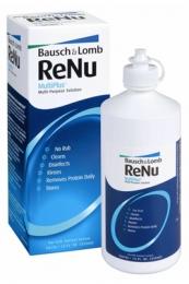 Раствор для линз Renu Multi-Plus