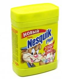 Растворимый шоколадный напиток Nesquik