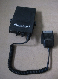 Рация Midland 40-Channel Mobile CB Transceiver Model 77-104