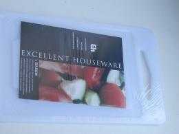 Разделочная доска Excellent Houseware пластиковая, 25x15 см