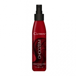 Разглаживающий спрей Cutrin Choozism Straightening Spray для выпрямления волос утюгом