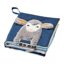 Развивающая мягкая книжка-игрушка для детей Ikea Лека