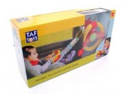 """Развивающая панель в автомобиль """"Руль"""" Taf Toys"""