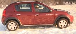 Автомобиль Renault Sandero Stepway (1-е поколение)