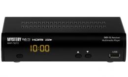 Ресивер цифрового эфирного телевидения Mystery MMP-73DT2 с функцией мультимедийного проигрывателя