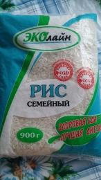"""Рис семейный """"Эколайн"""""""