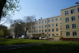 Роддом №2 при МСЧ ИАПО (Иркутск, ул. Жукова, д. 9)
