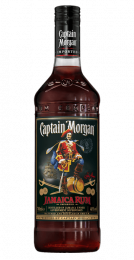 Ром Captain Morgan jamaica rum imported