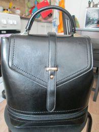 Рюкзак женский из кожи Alessio Nesca Арт. 10604020