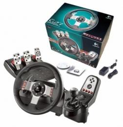 Проводной руль для ПК Logitech G27 Racing Wheel