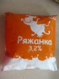 """Ряженка """"Экоилличпродукт"""" 3,2%"""