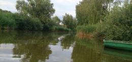 Рыбалка на озере Сенеж (Россия, Московская область)