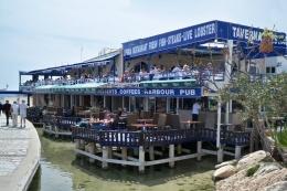 Рыбный ресторан Esperia (Кипр, Айя Напа)