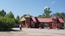 Рынок в Ситне-Щелканово (Московская область, Ступинский район)