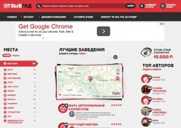 Сайт otzyvgid.ru