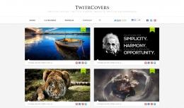 Сайт twitrcovers.com