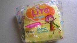 """Салфетки столовые цветные """"Lito"""""""