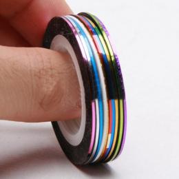 Самоклеющаяся лента для дизайна ногтей ruNail