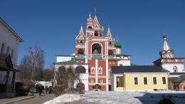 Саввино-Сторожевский монастырь (Россия, Звенигород)