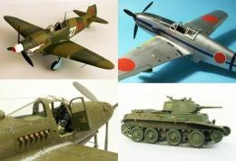 Сборка моделей из готовых деталей