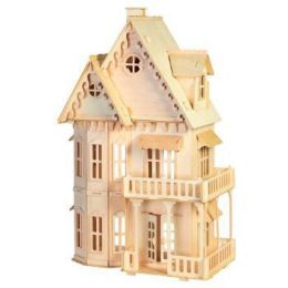 """Сборная модель """"Готический дом"""" G-DH001 Wooden Toys"""