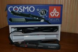 Щипцы для ежедневного выпрямления волос Dewal Cosmo 03-201