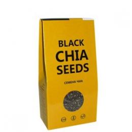 "Семена чиа ""Компас здоровья"" black chia seeds"
