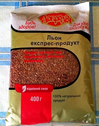 "Семена льна ""Добродия"""