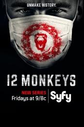 """Сериал """"12 обезьян"""""""