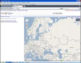 Сервис Google Карты maps.google.ru