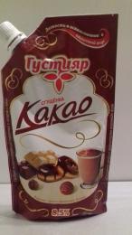 """Сгущенка какао """"Густияр"""" 8,5%"""