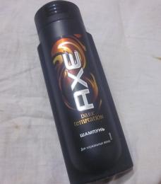 Шампунь AXE Dark Temptation для нормальных волос