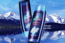 """Шампунь Faberlic bio Arctic """"Сила и свежесть Арктики"""" с экстрактом белого сибирского мха"""