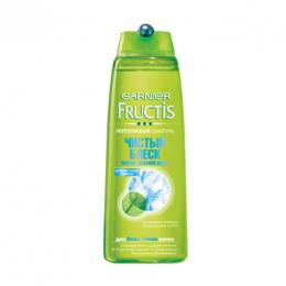 """Шампунь Garnier Fructis """"Чистый блеск"""" против жесткой воды"""