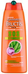 """Шампунь Garnier Fructis """"SOS Восстановление"""" для секущихся и очень поврежденных волос"""