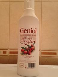 """Шампунь """"Geniol"""" Argan аргановый восстанавливающий для поврежденных волос"""