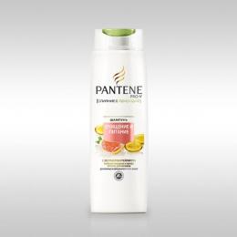 """Шампунь Pantene Pro-V """"Очищение и питание"""" с экстрактом грейпфрута"""