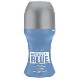 Шариковый дезодорант-антиперспирант Avon Individual Blue