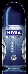 Шариковый мужской дезодарант Nivea for men cool