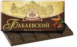 """Шоколад Бабаевский """"Фирменный"""""""