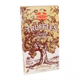 """Шоколад горький десертный с начинкой """"Трюфельный"""" Коммунарка Truffles"""