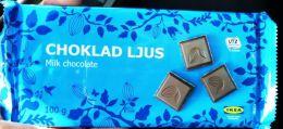 """Шоколад молочный IKEA  """"Choklad ljus"""""""