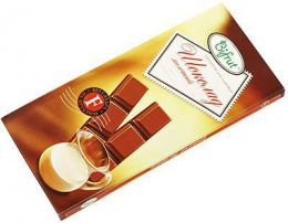 Шоколад молочный на фруктозе Bifrut