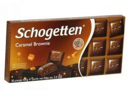 "Шоколад Schogetten ""Caramel Brownie"""