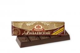 """Шоколад темный Бабаевский """"С шоколадной начинкой"""""""