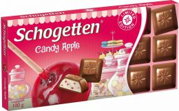 "Шоколад ""Trumpf"" Schogetten Candy Apple"
