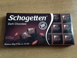 "Шоколад ""Trumpf"" Schogetten Dark Chocolate"
