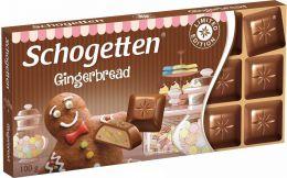 "Шоколад ""Trumpf"" Schogetten Gingerbread"